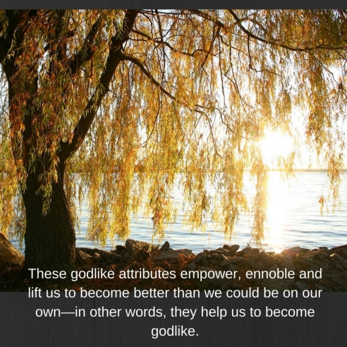 these-godlike-attributes-empower-ennoble-and-lift-us-to-become-better-than-we-could-be-on-our-own-merits-in-other-words-they-help-us-to-become-godlike