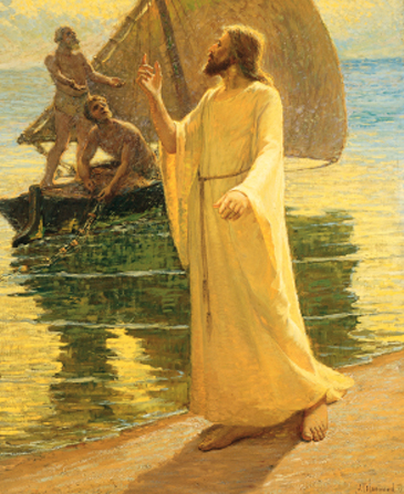christ-calling-peter-andrew-harwood-83107-gallery
